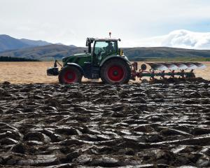 For rural folk, the growing of food and fibre is a daily event. PHOTO: ODT FILES