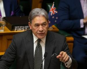 Acting Prime Minister Winston Peters said young people can learn all they need to know about...