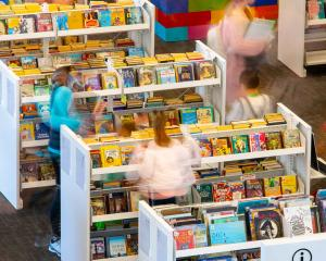 Return your library books now to avoid any fines. Photo: Newsline / CCC