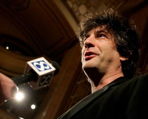 Neil Gaiman. File photo: Reuters