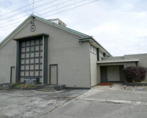Not to be ... A decision to demolish the Kaitangata War Memorial Hall has disappointed a...