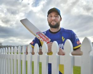 Former Black Caps spinner Mark Craig is taking an extended break from the game. PHOTO: GERARD O...