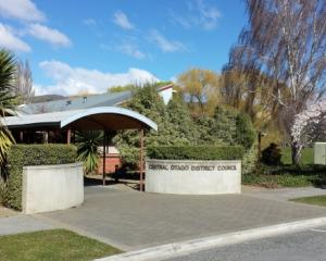 The Central Otago District Council office in Alexandra. Photo: Central Otago District Council