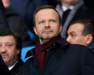 Ed Woodward. Photo: Getty Images