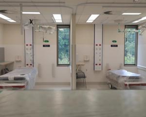 Emergency Ward at Christchurch Hospital. Photo: RNZ / Simon Rogers