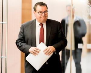 Minister of Finance Grant Robertson.Photo: RNZ