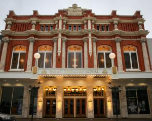 The Isaac Theatre Royal underwent a $40 million rebuild after the Canterbury earthquakes, but...