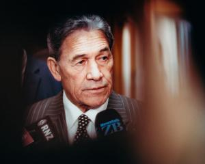 NZ First leader Winston Peters Photo: RNZ