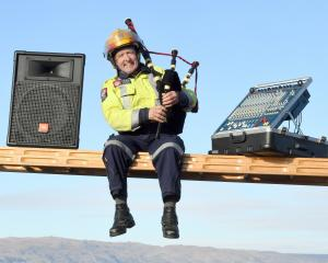 Ewan Mason, of Ranfurly, who received a Queen's Service Medal in the Queen's Birthday Honours,...
