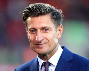 Steve Parish. Photo: Getty Images