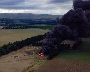 A pile of 20,000 tyres was torched by Garry Grimmer after becoming frustrated at what he saw was...