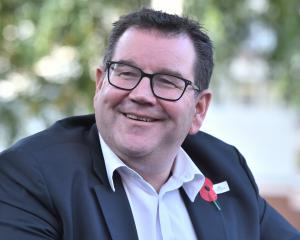 Finance minister Grant Robertson will deliver a much anticipated Budget on Thursday. PHOTO:...
