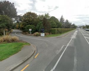 Manaaki Whenua - Landcare Research on Gerald St in Lincoln. Photo: Google Maps