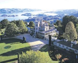 Larnach Castle. Photo: ODT Files