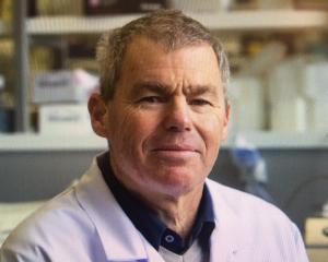 Prof Michael Le Gros. Photo: NZ Herald