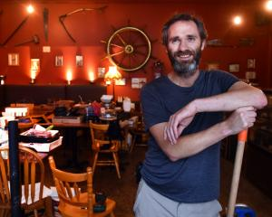 Dog With Two Tails has signed up to a Booster fundraising drive to help keep the Dunedin cafe,...