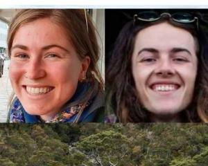 Jessica O'Connor (left) and Dion Reynolds, both aged 23, have not been heard from since entering...