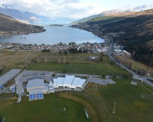 The Queenstown events centre. Photo: ODT files