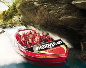 Shotover Jet is to be mothballed.