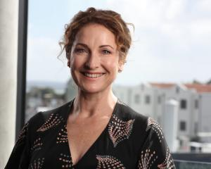 Sinead Boucher, chief executive of Stuff. Photo: Supplied