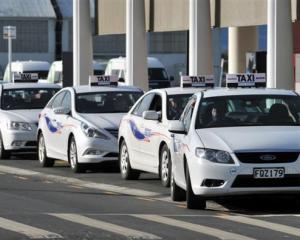 "An influx of new taxis has the industry turning into the ""Wild West"". Photo: ODT files"