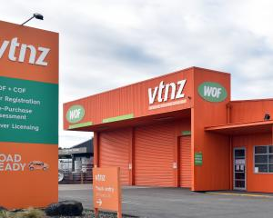 VTNZ in Teviot St, Dunedin, expects to be extra busy for months to come as it deals with the...