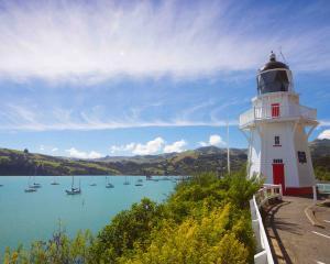 The Akaroa Lighthouse. Photo: Newsline / CCC