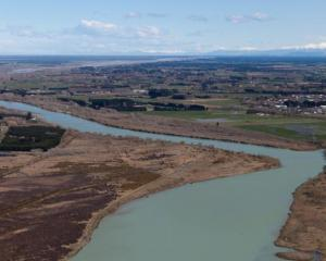 The Waimakariri River. Photo: Wikimedia Commons