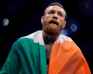 Conor McGregor has been one of UFC's most enduring stars, despite his retirements. Photo: Reuters
