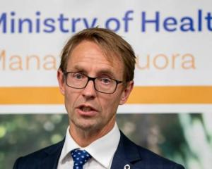 Director-General of Health Dr Ashley Bloomfield. Photo: ODT files
