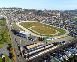 Dunedin's Forbury Park, which faces losing races next season,  is valued at nearly $8million....