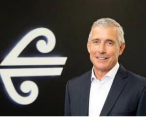 Air NZ's Greg Foran. Photo: supplied