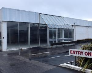 This empty site at 95 Hillside Rd will host Harvey Norman's outlet store opening in August.PHOTO:...