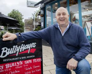 Bully Hayes owner Wayne Jones said it will cost between $20,000-$30,000 to rename his restaurant...