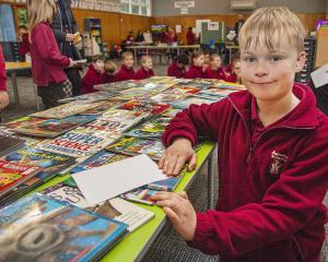 Mairehau Primary School pupil Jack Gregory sent a letter of praise to Prime Minister Jacinda...
