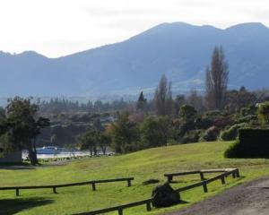 The bodies of the two people killed in yesterday's glider crash at Mt Tauhara near Taupō have...