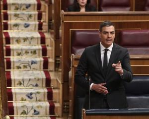 Pedro Sanchez. Photo: Getty Images