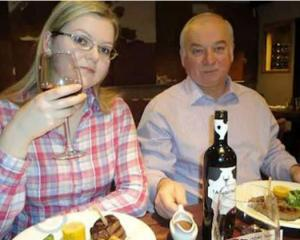 Yulia and Sergei Skripal were poisoned by the nerve agent Novichok in England in 2018. Photo:...