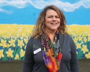 Cathie Cotter, of Dacre, is the new Southand Rural Support Trust chairwoman. Photo: Janette Gellatly