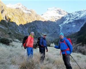 Predator-control programme a turning point ... International mountain and ski guide Lydia Bradey...