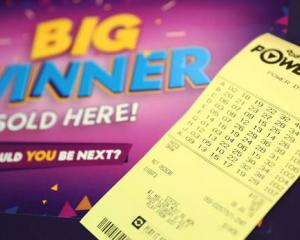 A woman's trip for milk has bagged her family $7.3 million on Lotto. Photo: NZ Herald