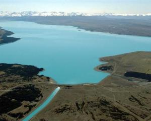 Lake Pukaki.  Photo: ODT files