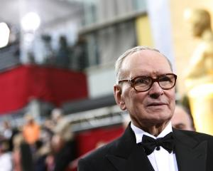 Ennio Morricone worked in almost all film genres - from horror to comedy. Photo: Reuters