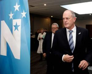 Todd Muller was National Party leader for just 53 days. Photo: ODT files