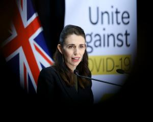 Prime Minister Jacinda Ardern is set to update New Zealand at 4pm. Photo: Getty Images
