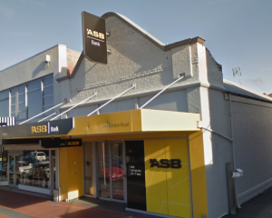 The Mosgiel branch on Gordon Rd has been closed since the Covid lockdown in March. Image: Google...