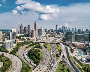 In late April, the state opened up several sites in Atlanta where any adult with an ID could get...