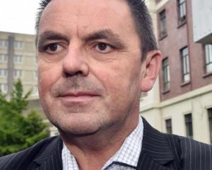 Chris Fleming. Photo: ODT files