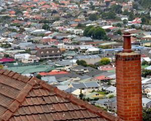 Dunedin. PHOTO: ODT FILES