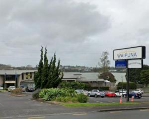 Auckland managed isolation facility, Waipuna Hotel in Mt Wellington. Photo: Google Maps